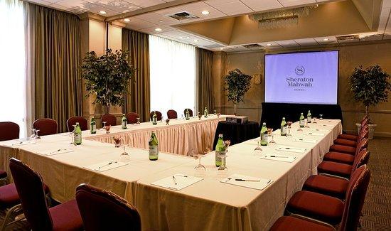 Mahwah, نيو جيرسي: Meeting room