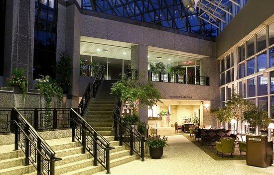 Mahwah, نيو جيرسي: Lobby