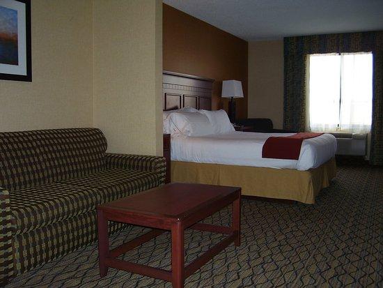 Belleville, MI: Guest room