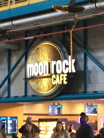 The Moon Rock Cafe: Moon Rock Cafe