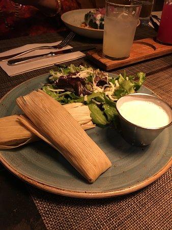 Criollo Latin Kitchen Menu
