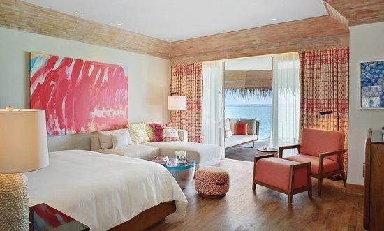 Kanuhura: Guest room