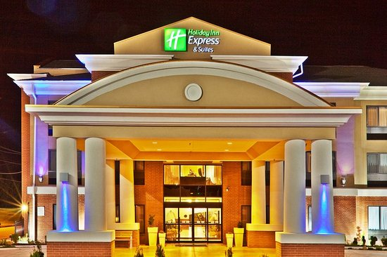 Holiday Inn Express Hotel & Suites Ponca City: Exterior
