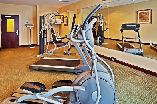 Holiday Inn Express Hotel & Suites Ponca City: Health club
