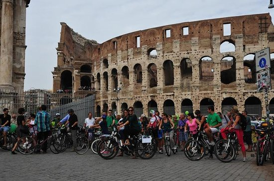 Rome - Electric Bicycle Small Group...