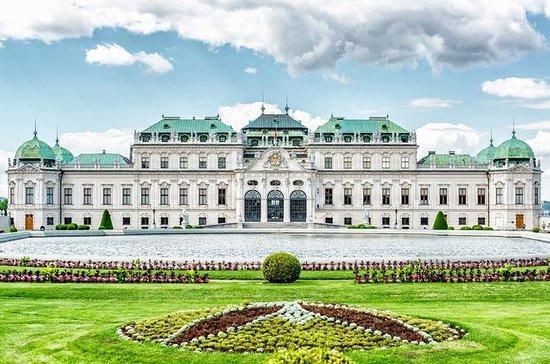 ウィーンのベルヴェデーレ宮殿2.5時間のプライベートヒストリーツアー:貴族的…