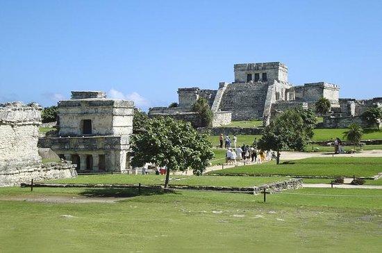 Tulum and Tankah Cenotes...
