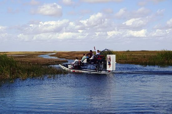 Everglades Airboat Private Nature and...