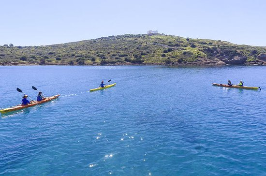 Small-Group Athens Sea Kayak Tour to...