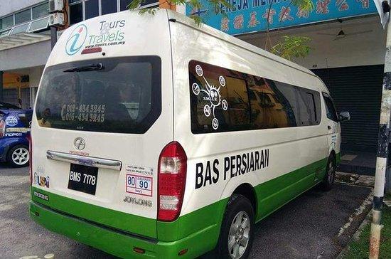 Kuala Lumpur to Johor Bharu (JB) One Way Private Transfers