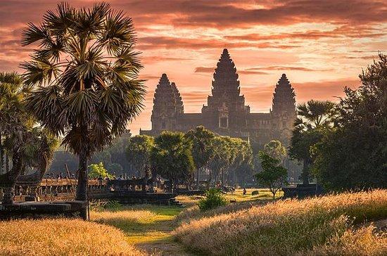 Siem Reap og Phnom Penh Høydepunkter...