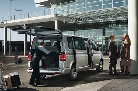 Airport Transfer: Long Beach Airport and Anaheim Resort Area and...