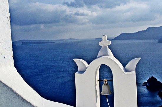 Santorini skräddarsydd privat tur