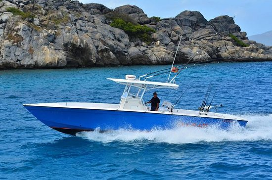 10 timers privat fiskeri charter St...