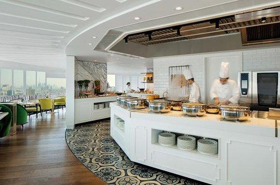 Revolving Restaurant and Lounge - Al...