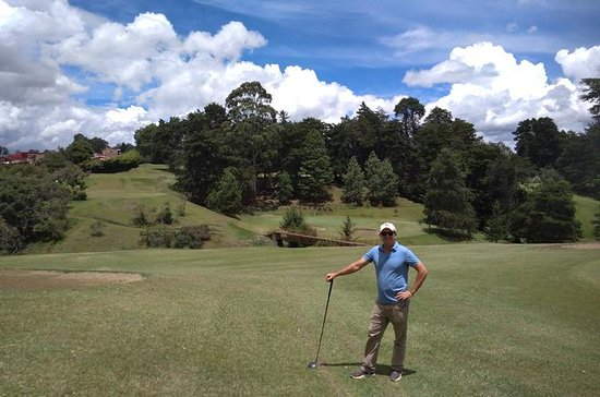 The Rionegro GOLF trip