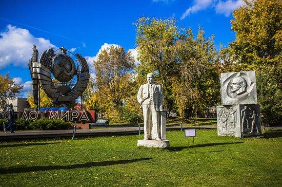 Gorky Park and Muzeon Art Park 3-hour...
