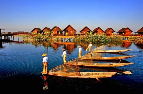 10-Day Guided Myanmar Adventure Tour...