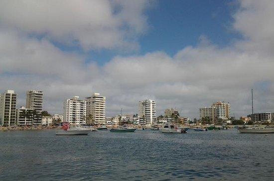 Ruta del sol Salinas Puerto del morro...