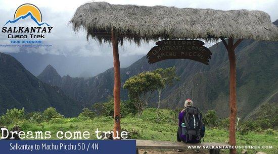 Salkantay Cusco Trek Day Tours