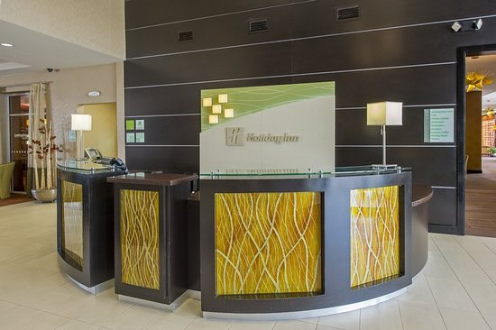 Holiday Inn Hotel-Houston Westchase: Lobby
