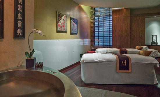 The Langham, Boston: Spa