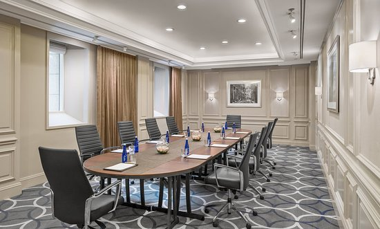 The Langham, Boston: Meeting room