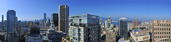 The Westin Grand, Vancouver : Other