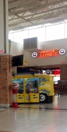 Panda Express in the Belvidere Oasis