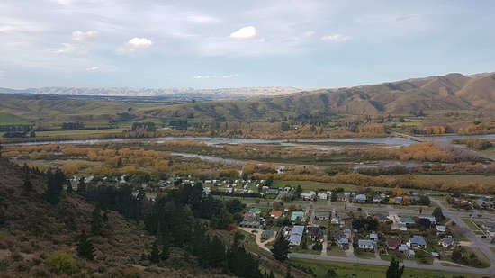 Kurow Holiday Park: 20180419_170351_large.jpg