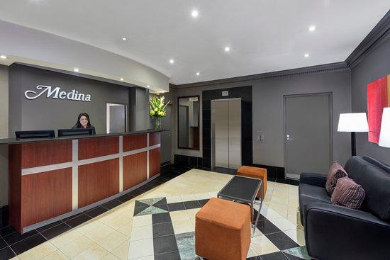 Medina Serviced Apartments Martin Place Cbd Sydney Aust Review Of