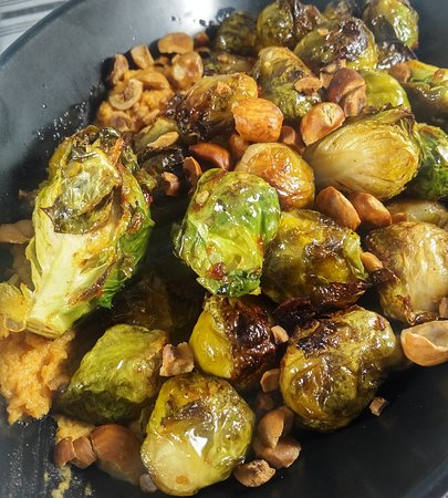 Needham, MA: Brussel Sprouts