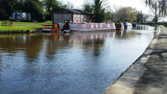 Grindley Brook Locks