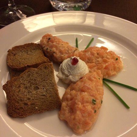 Torgnon, Italy: Cena di pasquetta