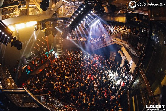 Club Octagon Seoul