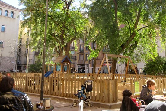 Plaza de Vicenc Martorell