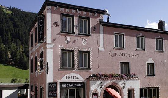 Hotel Alte Post Davos Switzerland