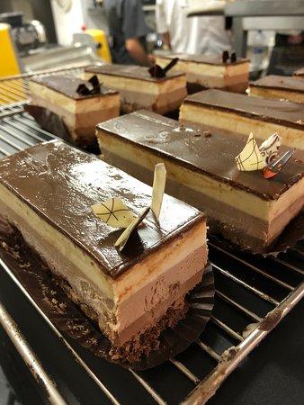 Triple chocolat !!!