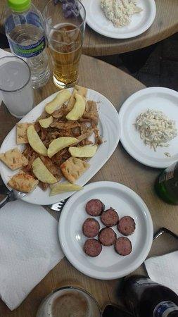 Vartholomio, Grecia: Τρομερές σπιτικές τηγανητές πατάτες!