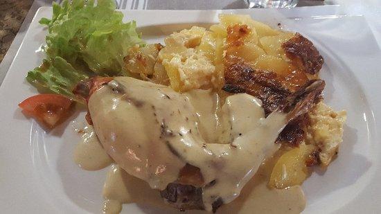 Restaurant de la Tour: 20180419_123446_large.jpg