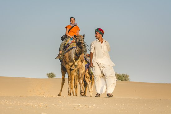 Mystic Jaisalmer Camel Safari Packages