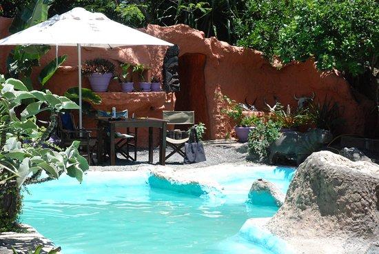 Hluhluwe, South Africa: Pool