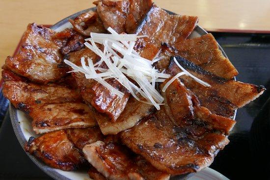 Atsuma-cho, Nhật Bản: 豚丼2
