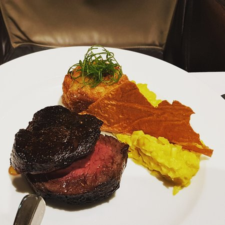 Cha Cha Char: Spice-rubbed fillet