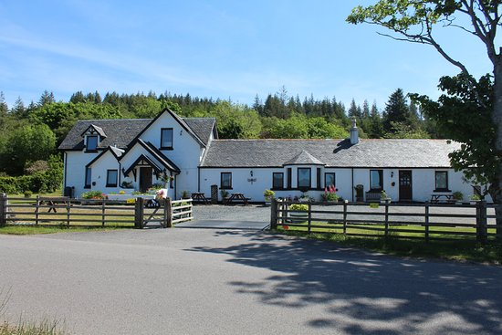 Pennyghael, UK: The Hotel