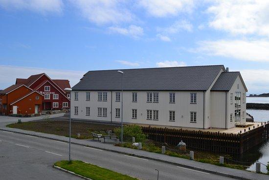 Haroy, Norway: Vi har totalt 50 hotellrom