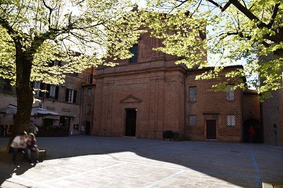 Citta della Pieve, Italy: Chiesa della Confraternita Della Misercordia Di Gesu'...