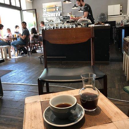 Photo0jpg Bild Von No Fire No Glory Kaffee Bar Berlin Tripadvisor