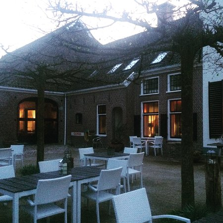 Westervelde, The Netherlands: Il giardino esterno