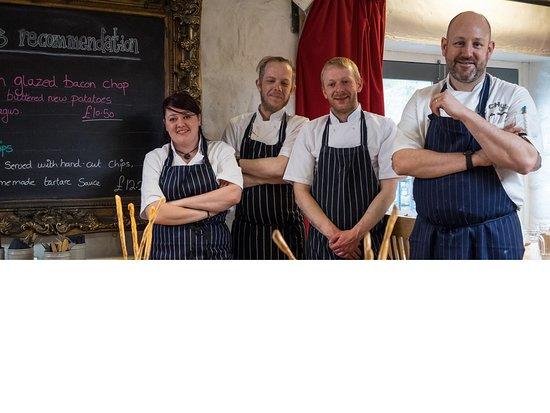 Grainstore kitchen team
